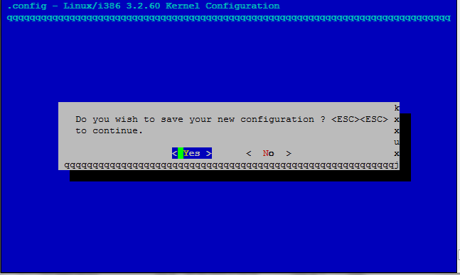 debian installe le nouveau noyau ubuntu